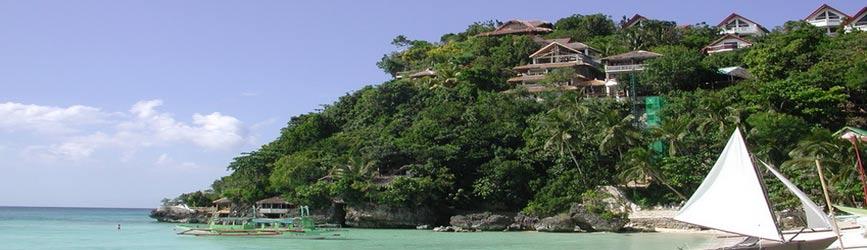 Boracay, Trauminsel der Philippinen